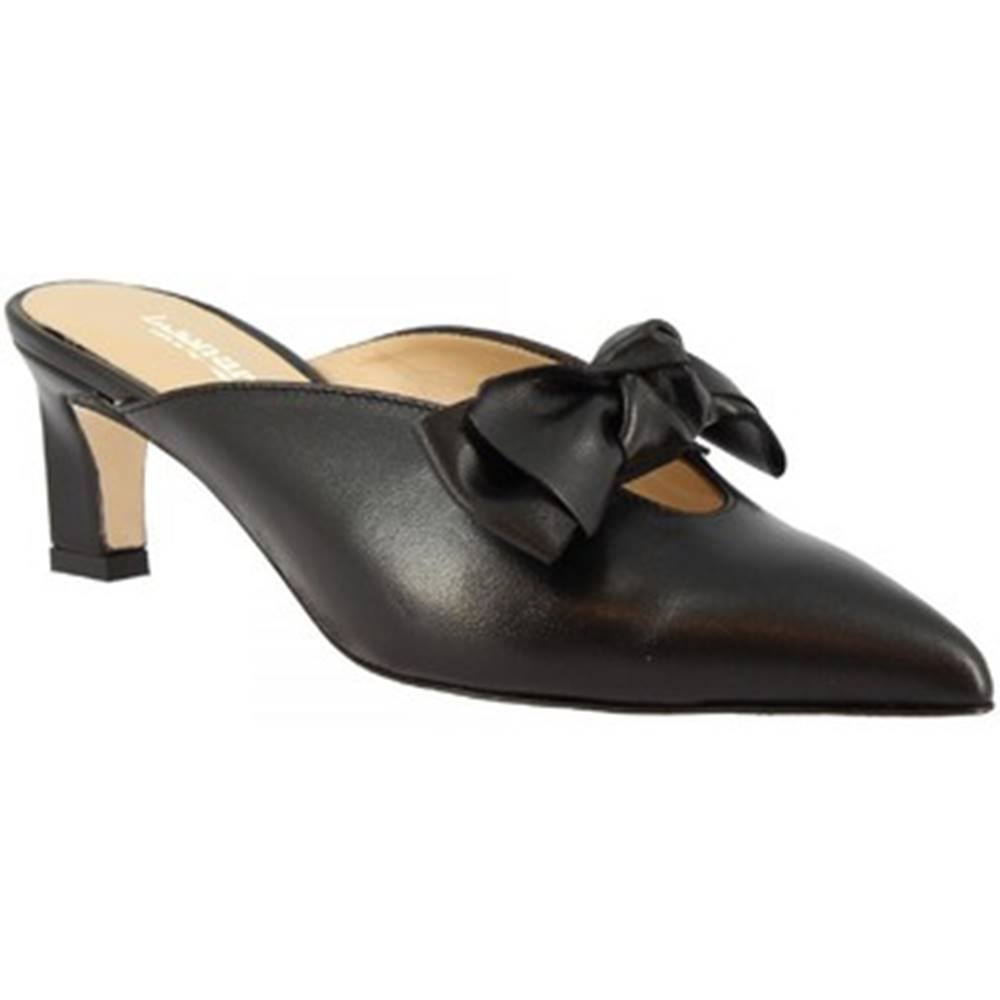 Leonardo Shoes Sandále Leonardo Shoes  1341 NAPPA NERO