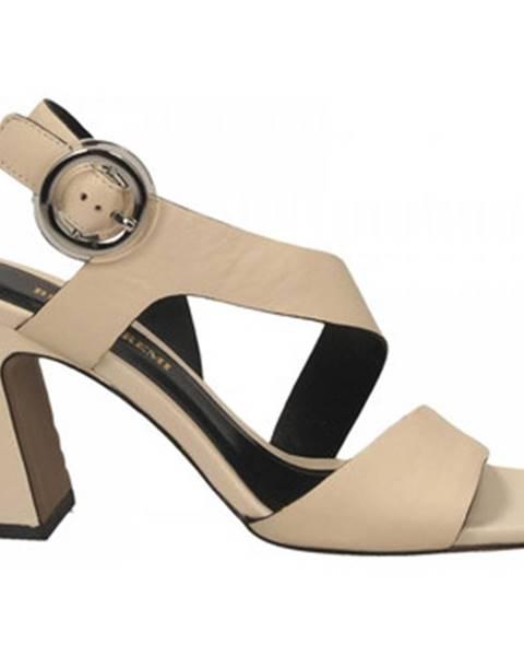 Biele topánky Bruno Premi