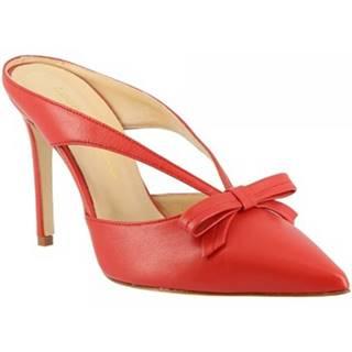 Sandále Leonardo Shoes  1333 NAPPA ROSSA