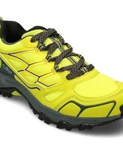 Žlté topánky Cmp