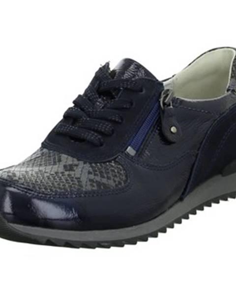 Viacfarebné topánky Waldläufer
