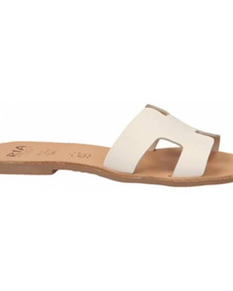 Biele topánky Ria
