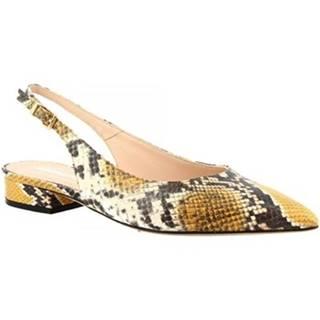 Balerínky/Babies Leonardo Shoes  138 DIAMANTE SOLE