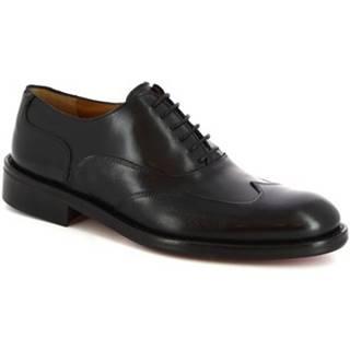 Derbie Leonardo Shoes  T101 SIVIGLIA NERO