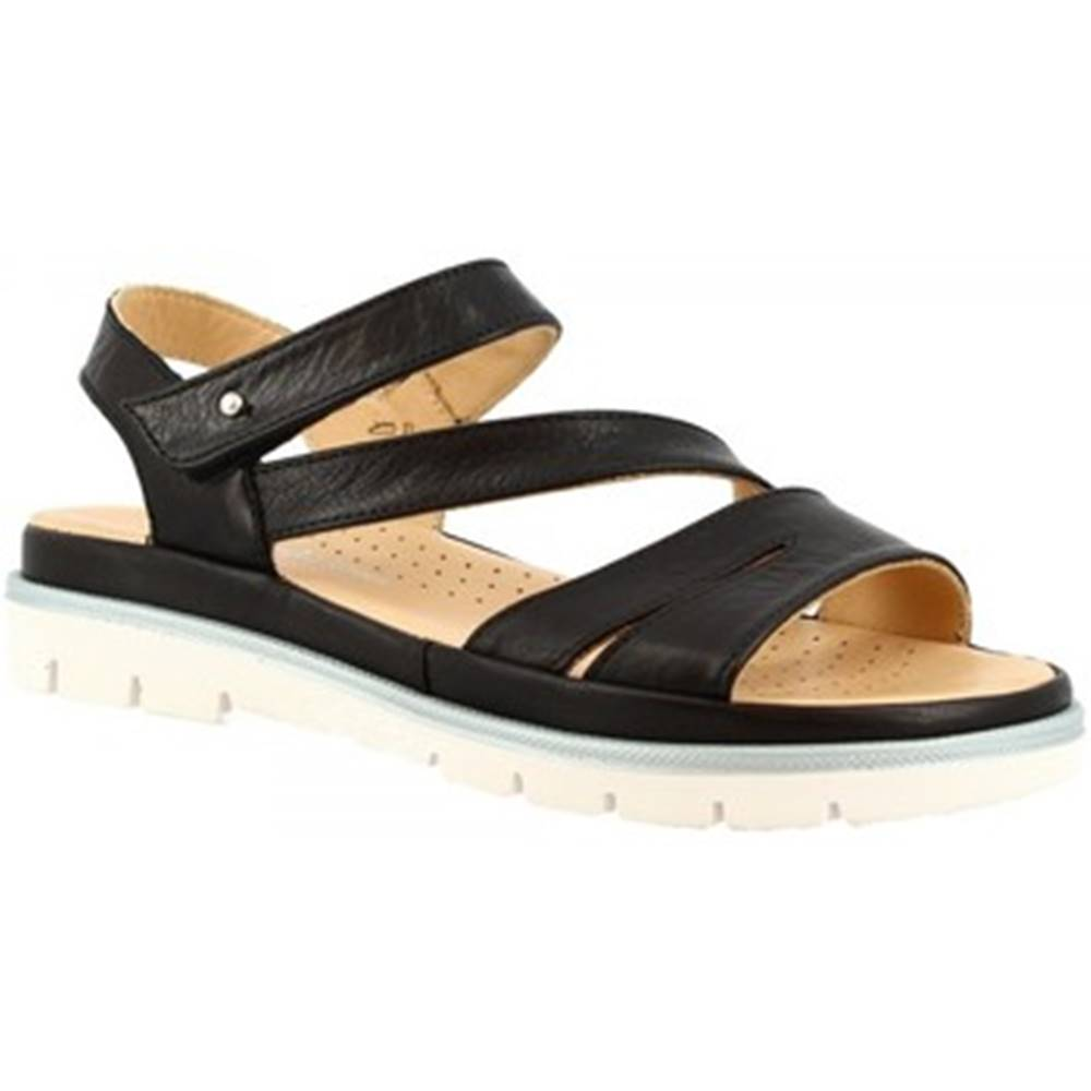 Leonardo Shoes Sandále Leonardo Shoes  VI-24 NERO