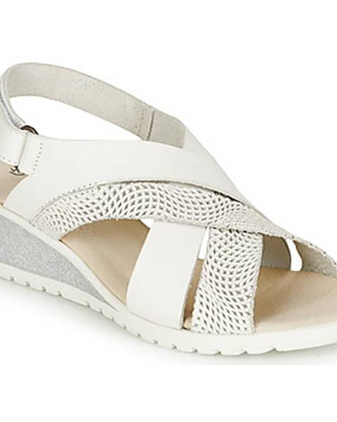 Biele topánky Damart