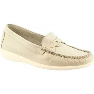 Sandále Leonardo Shoes  4754 VITELLO MARMO