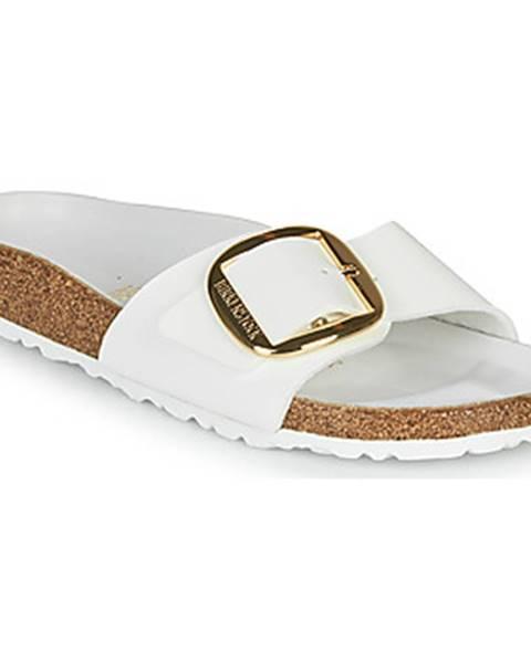 Biele topánky Birkenstock