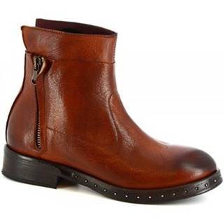 Čižmičky Leonardo Shoes  6918/2 MATRIX RUGGINE
