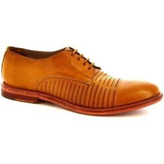 Derbie Leonardo Shoes  34302/2 PAPUA LASER TUFF OCRA