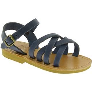 Sandále Attica Sandals  HEBE NUBUK BLUE