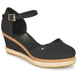 Sandále Tommy Hilfiger  BASIC CLOSED TOE MID WEDGE