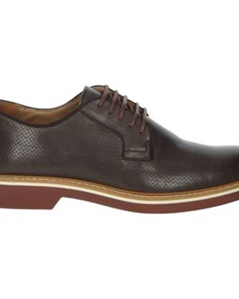 Hnedé topánky Imac
