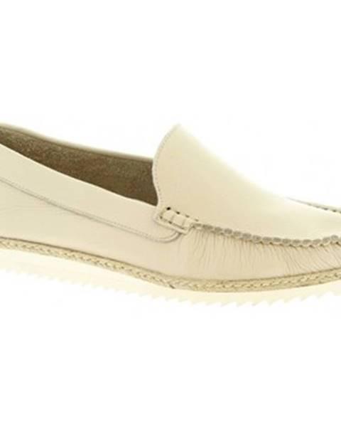 Biele topánky Leonardo Shoes