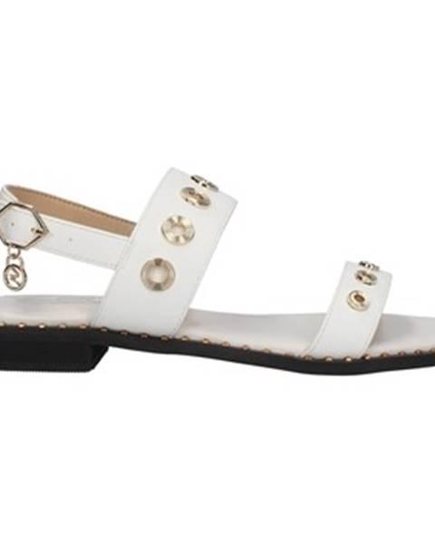 Biele topánky Gattinoni