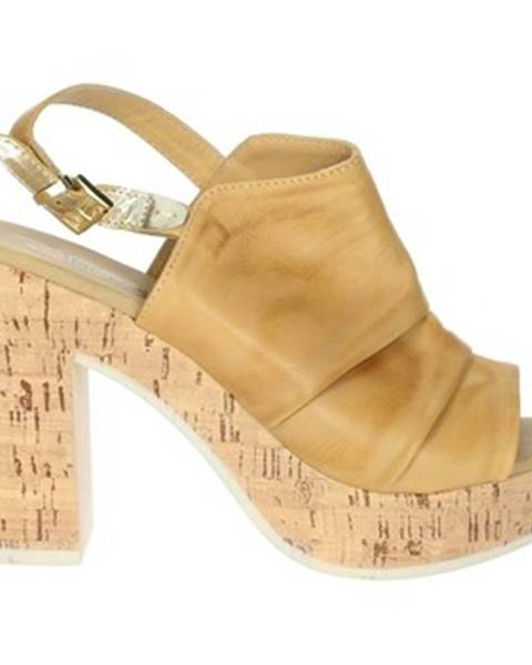 Béžové topánky Repo