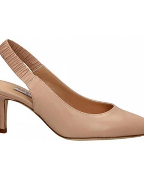 Ružové topánky Guglielmo Rotta