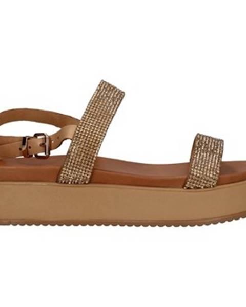 Béžové topánky Inuovo