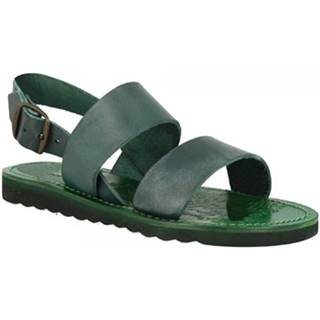 Sandále Leonardo Shoes  500 VERDE