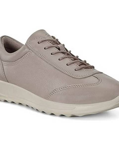 Béžové topánky Ecco