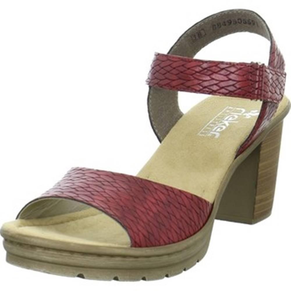 Rieker Sandále Rieker  Sandals V1589