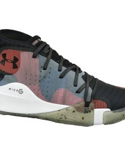 Viacfarebné topánky Under Armour