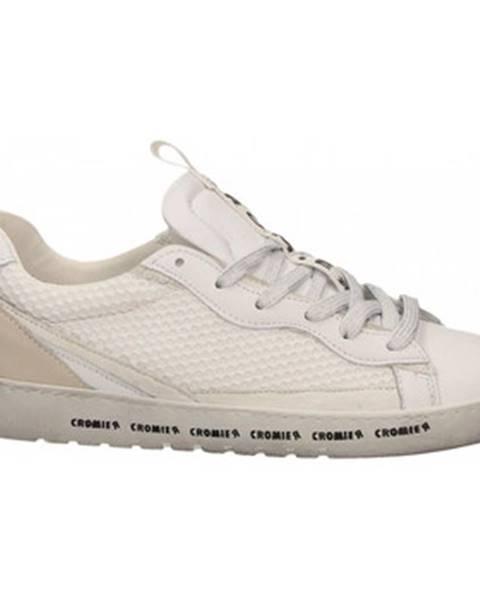 Biele tenisky Cromier