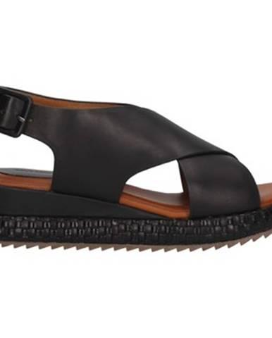 Čierne topánky Rahya Grey