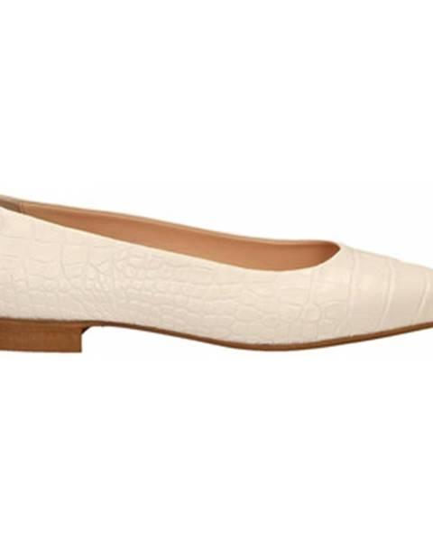 Béžové topánky Lamica