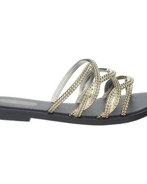 Čierne topánky Grendha