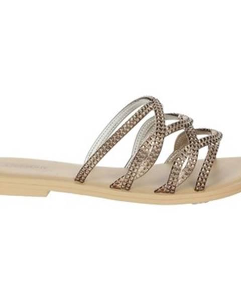 Hnedé topánky Grendha