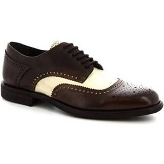 Derbie Leonardo Shoes  07319 BUFALO AV GRIGIO