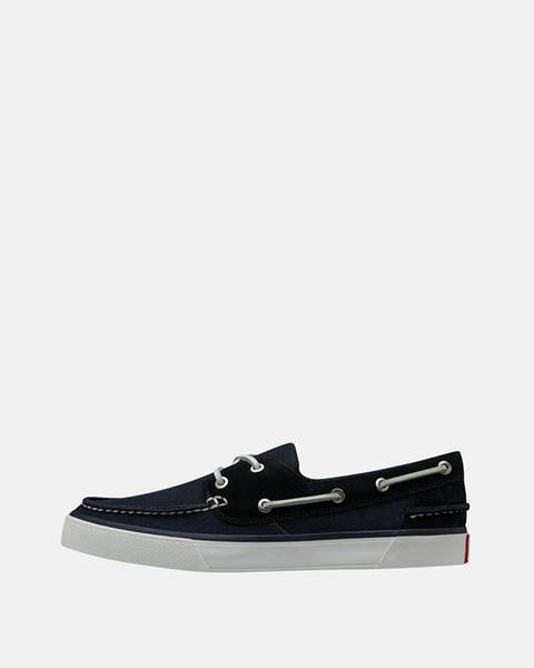 Tmavomodré topánky Helly Hansen