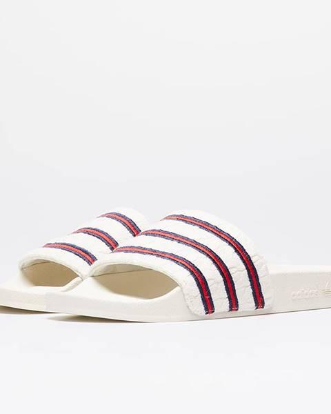 Hnedé tenisky adidas Consortium