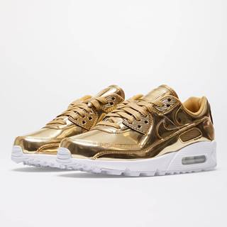 Nike W Air Max 90 SP Metallic Gold/ Metallic Gold