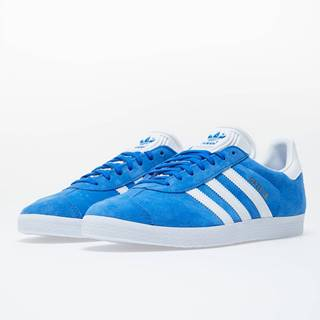 adidas Gazelle Blue/ Ftw White/ Gold Metalic