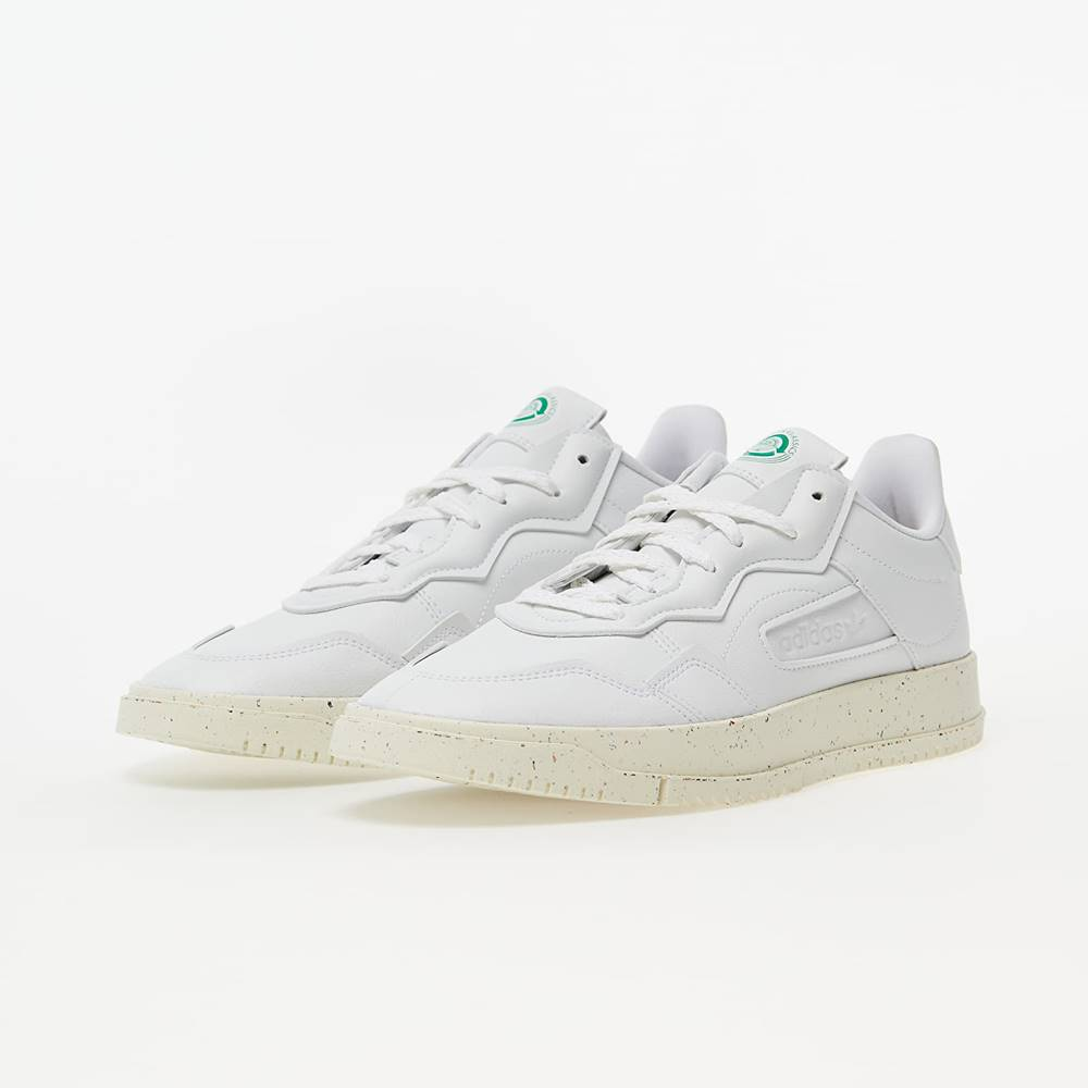 adidas Originals adidas SC Premiere Clean Classics Ftw White/ Off White/ Green