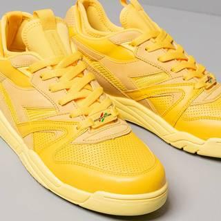 Diadora x Paura D.Elite Yellow Utility