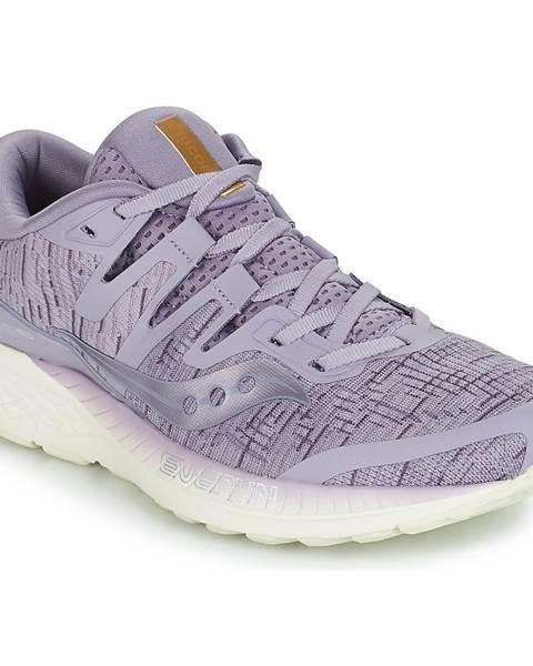 Fialové topánky Saucony