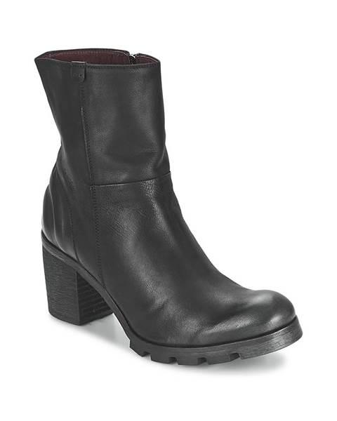 Čierne topánky BKR