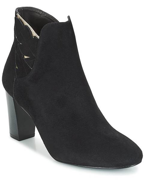 Čierne topánky Bocage