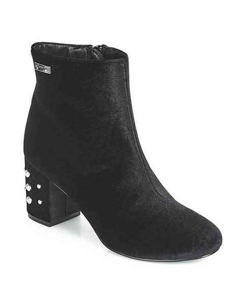 Čierne topánky Les Tropéziennes par M Belarbi