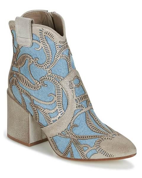 Béžové topánky Now