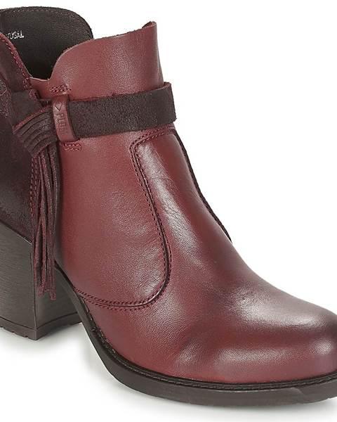 Červené topánky PLDM by Palladium