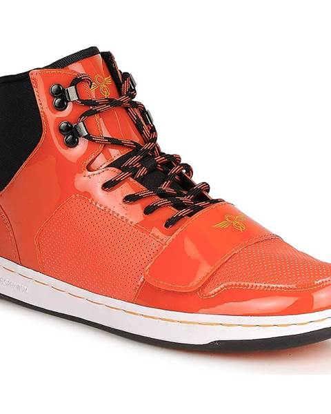 Oranžové tenisky Creative Recreation