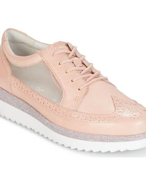 Ružové topánky Gabor