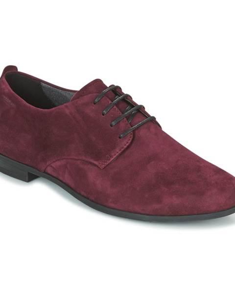 Bordové topánky Vagabond