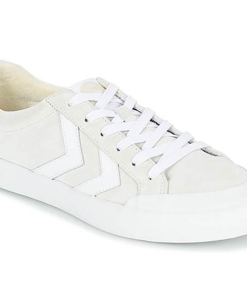 Biele tenisky Hummel