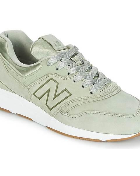 Zelené tenisky New Balance