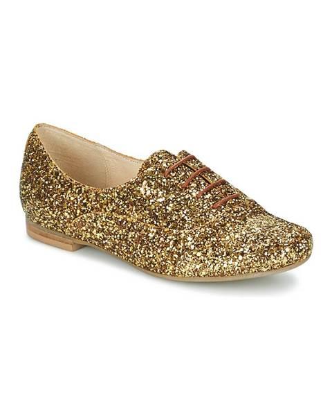 Zlaté topánky Betty London